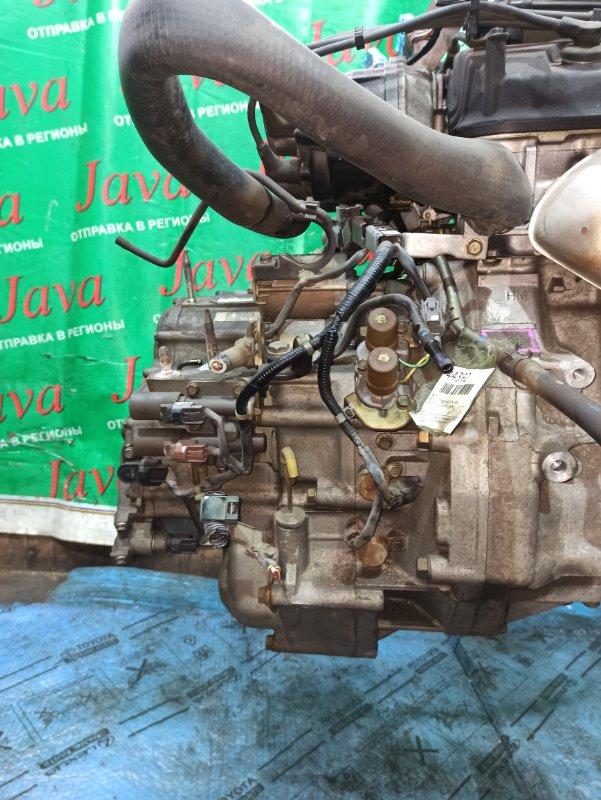 Акпп Honda Odyssey RA6 F23A 2001 (б/у) ПРОБЕГ-54000КМ. 2WD. MGPA. ЛОМ ОДНОГО СОЛЕНОИДА.