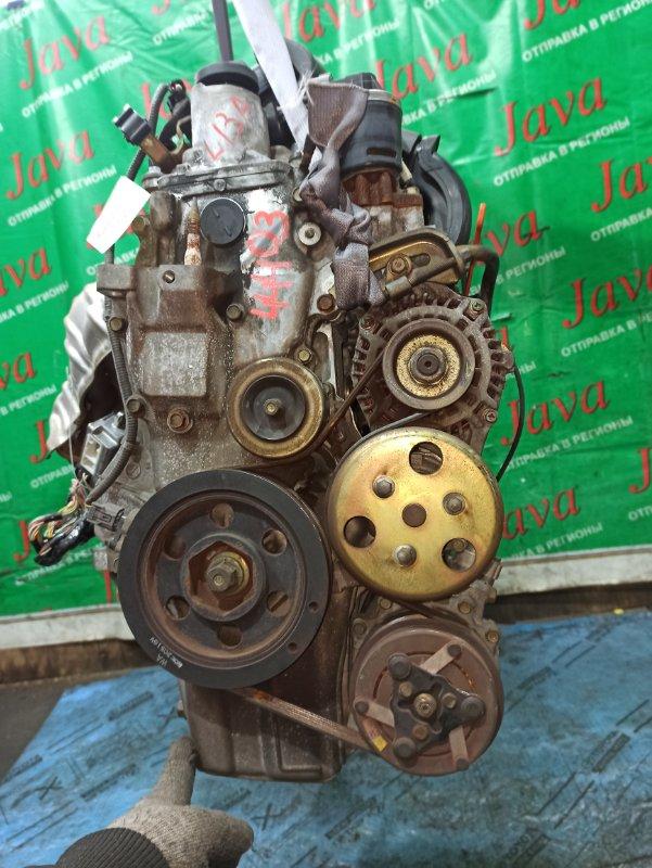 Двигатель Honda Fit GD1 L13A 2002 (б/у) ПРОБЕГ-50000КМ. 2WD. 1-Я МОД. 8 СВЕЧЕЙ. КОСА+КОМП. ПОД А/Т. СТАРТЕР В КОМПЛЕКТЕ.