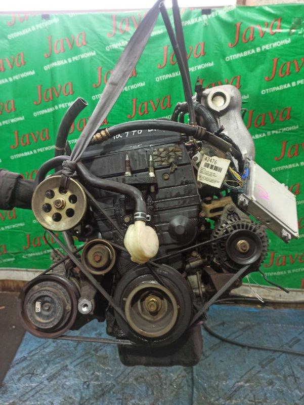 Двигатель Honda S-Mx RH1 B20B 1999 (б/у) ПРОБЕГ-73000КМ. 2WD. КОСА+КОМП. ПОД А/Т. СТАРТЕР В КОМПЛЕКТЕ.