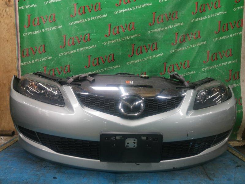 Ноускат Mazda Atenza GGEP LF-DE 2007 передний (б/у) ФАРЫ ГАЛОГЕН. ПОД А/Т.