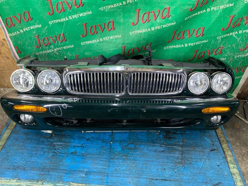 Ноускат Jaguar Xj X300 1999 передний (б/у) ТУМАНКИ. SAJJJKLG3CH876131