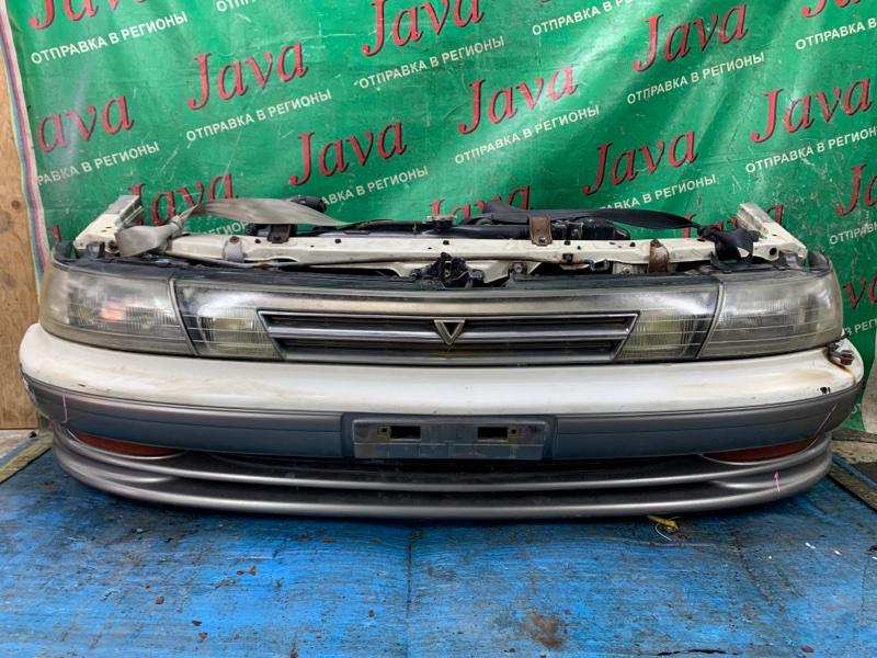Ноускат Toyota Vista CV30 2C-T 1992 передний (б/у) ПОД А/Т.