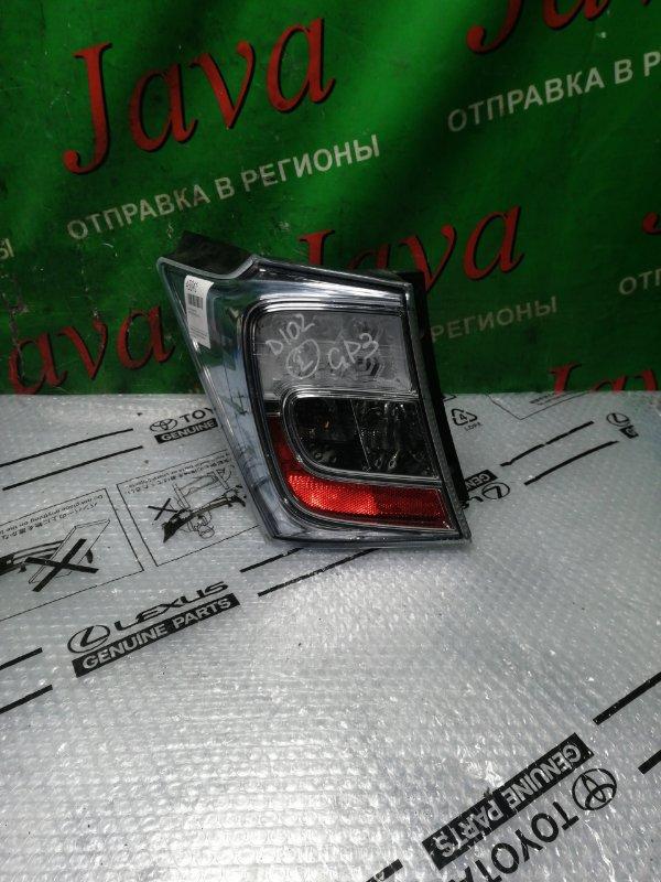 Стоп-сигнал Honda Freed GP3 LEA 2012 задний левый (б/у) D102