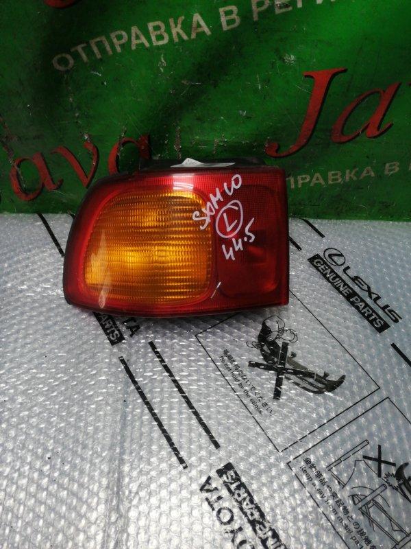 Стоп-сигнал Toyota Ipsum SXM10 3S-FE 1996 задний левый (б/у) 44-5