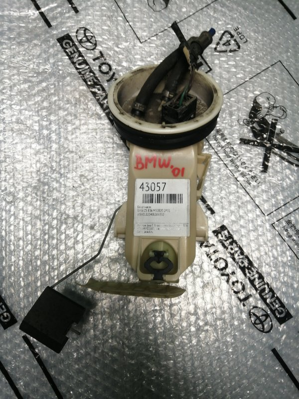 Бензонасос Bmw Z3 E36 M52B20 2001 (б/у) WBACL32040LG86352