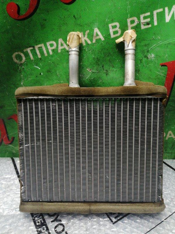 Радиатор печки Nissan Ad VFY11 QG15DE 2006 передний (б/у)