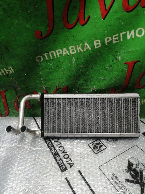 Радиатор печки Isuzu Elf NLR85 4JJ1-T 2009 передний (б/у)