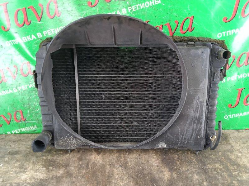 Радиатор основной Toyota Townace KM51 5K 1997 передний (б/у) M/T