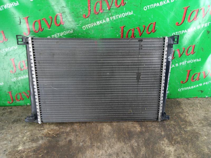 Радиатор основной Mini Cooper R56 N12B14 2008 передний (б/у) WMWME32040TM75471