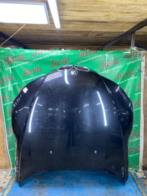 Капот Bmw Z3 E36 M52B20 2001 передний (б/у) ПОТЕРТОСТИ. WBACL32040LG86352