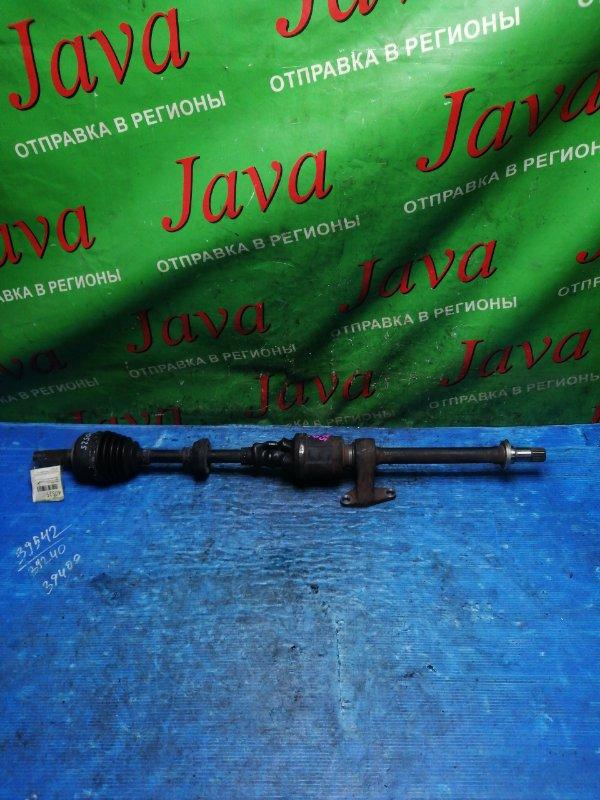 Привод Honda Stepwgn RK5 R20A 2012 передний правый (б/у) 2WD. Вылетела граната.