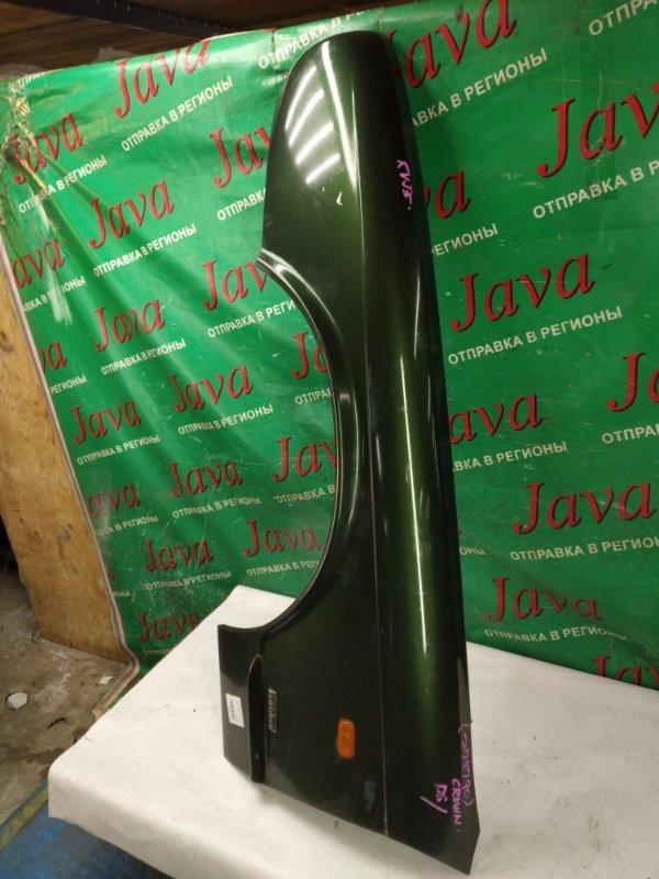 Крыло Jaguar Xj X300 1997 переднее левое (б/у) ПОСЛЕ ФОТО УПАКОВАНО. ПОТЕРТОСТИ. SAJJFKLD3BP798254