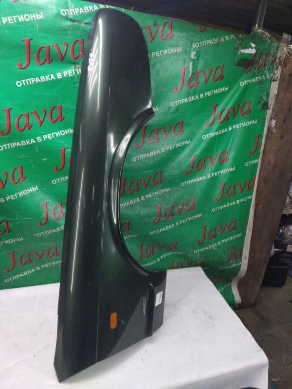 Крыло Jaguar Xj X300 1997 переднее правое (б/у) ПОСЛЕ ФОТО УПАКОВАНО. ПОТЕРТОСТИ. SAJJFKLD3BP798254