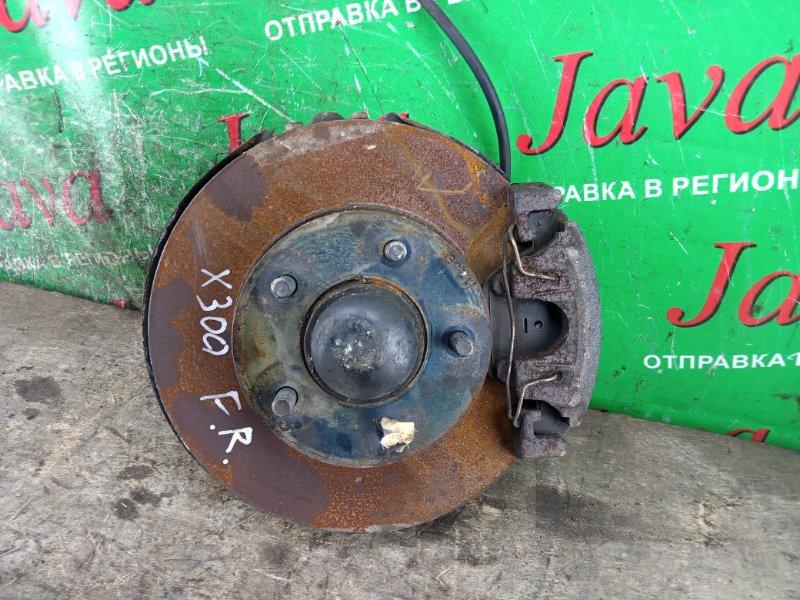 Ступица Jaguar Xj X300 9JPFNB 1997 передняя правая (б/у) SAJJFKLD3BP798254