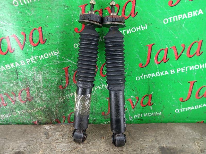 Амортизатор Jaguar Xj X300 9JPFNB 1997 задний (б/у) ПАРА. SAJJFKLD3BP798254