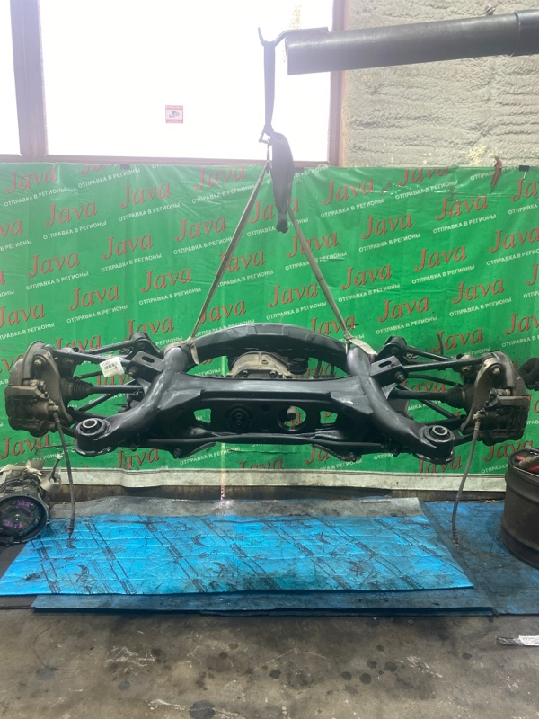 Балка Toyota Mark X GRX120 4GR-FSE 2006 задняя (б/у) 2WD. ABS. ПАРА 41:10=4.100