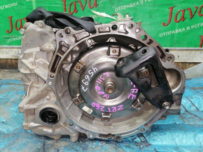Акпп Toyota Allion ZRT260 2ZR-FE 2010 (б/у) K311-02A. 2010 ГОД.ПРОБЕГ 6700КМ. 2WD.