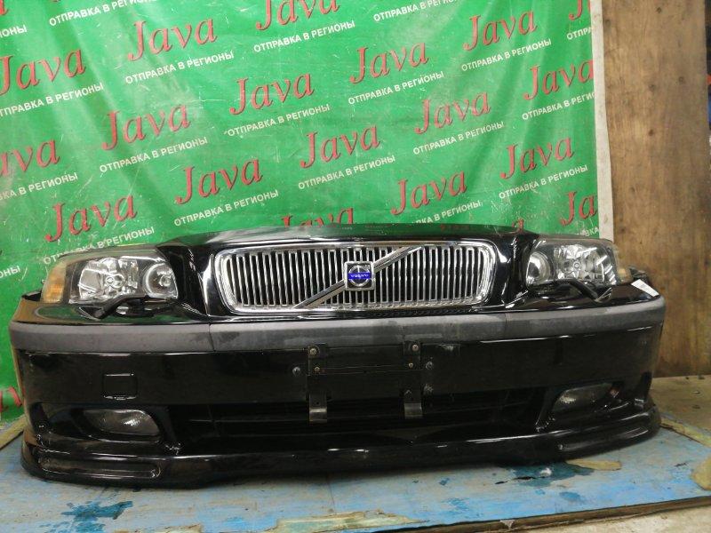 Ноускат Volvo V70 SW61 B5244S 2004 передний (б/у) КСЕНОН. ТУМАНКИ. ГУБА(ЛОМ). ПОД А/Т.