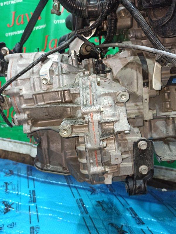 Акпп Toyota Vitz KSP130 1KR-FE 2013 (б/у) ПРОБЕГ-13000КМ. 2WD. K410-01A