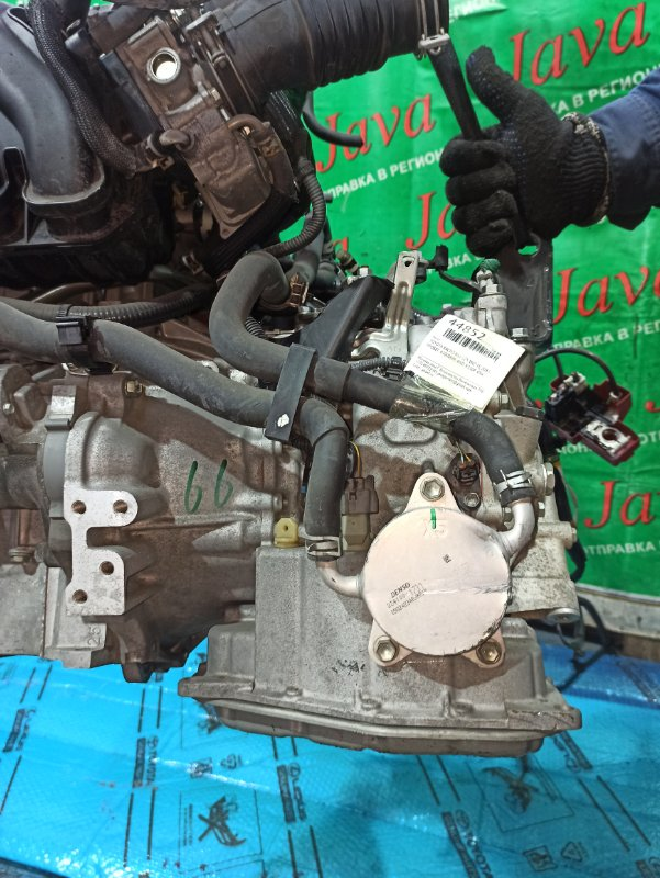 Акпп Toyota Ractis NCP125 1NZ-FE 2013 (б/у) ПРОБЕГ-41000КМ. 4WD. K310F-03A СН