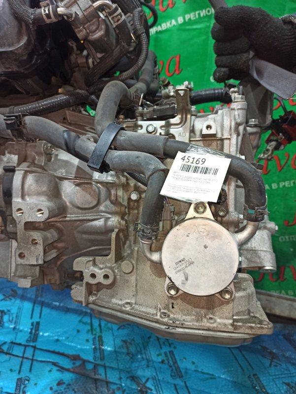 Акпп Toyota Succeed NCP160 1NZ-FE 2015 (б/у) ПРОБЕГ-31000КМ. 2WD. K312-08A
