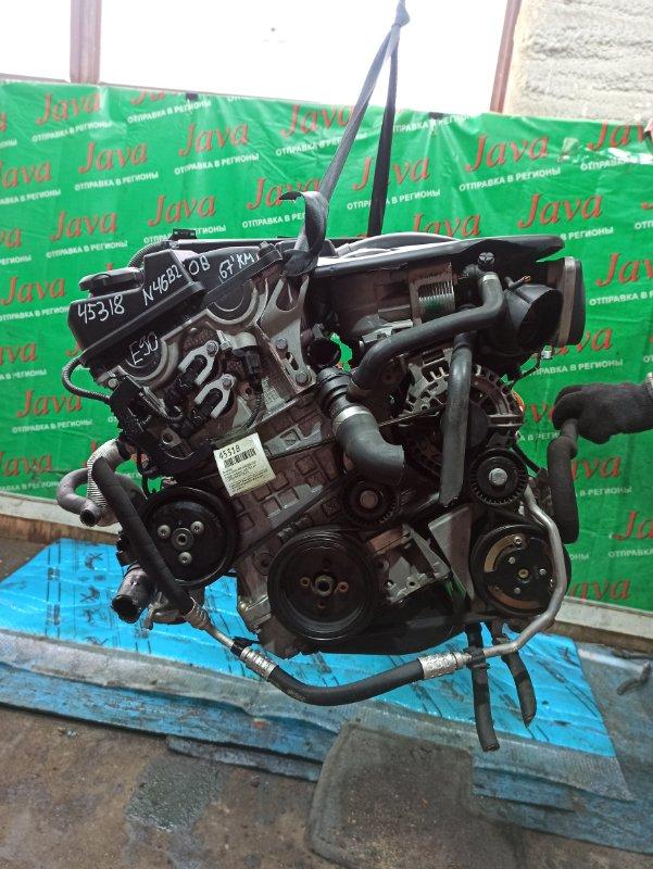 Двигатель Bmw 3-Series E90 N46B20B 2007 (б/у) ПРОБЕГ-67000КМ. 2WD. КОСА+КОМП. ПОД А/Т. СТАРТЕР В КОМПЛЕКТЕ.