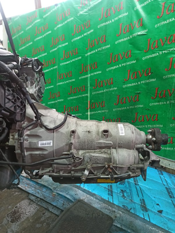 Акпп Bmw 3-Series E90 N46B20B 2007 (б/у) ПРОБЕГ-67000КМ. 2WD. ДЕФЕКТ ПОДДОНА