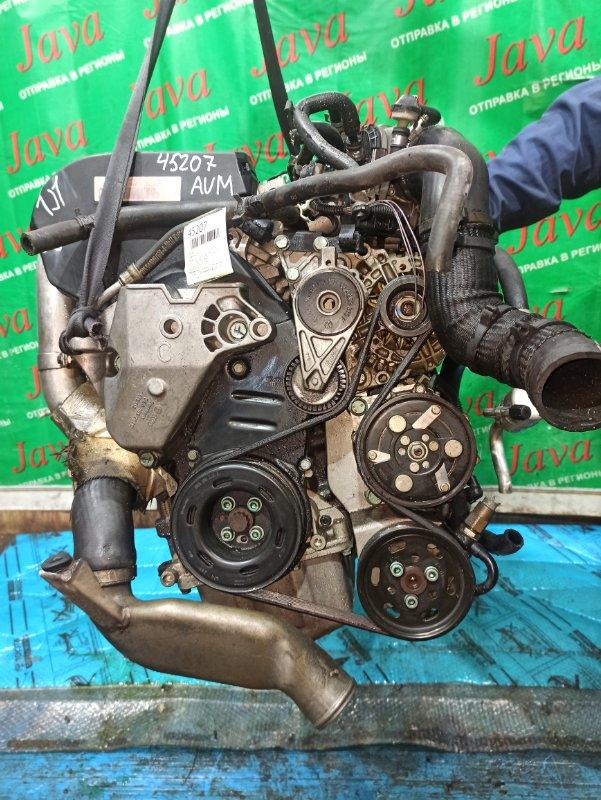 Двигатель Volkswagen Golf 1J1 AUM 2003 (б/у) ПРОБЕГ-80000КМ. 2WD. ПОД А/Т. +КОМП. СТАРТЕР В КОМПЛЕКТЕ. WVWZZZ1JZ3U350196