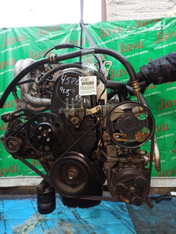 Двигатель Mitsubishi Lancer CS2A 4G15 2003 (б/у) ПРОБЕГ-59000КМ. 2WD. КАТУШКИ.  +КОМП. ПОД А/Т. СТАРТЕР В КОМПЛЕКТЕ.