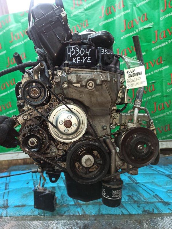 Двигатель Daihatsu Esse L235S KF-VE 2007 (б/у) ПРОБЕГ-35000КМ. 2WD. ПОД А/Т. МЕХ.ЗАСЛОНКА. КОСА+КОМП. СТАРТЕР В КОМПЛЕКТЕ.
