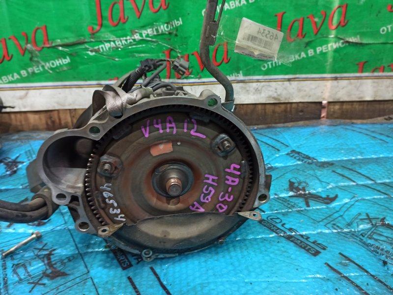 Акпп Nissan Kix H59A 4A30-T 2010 (б/у) V4A12 . 2010 ГОД. 4WD.ПРОБЕГ 67000КМ.