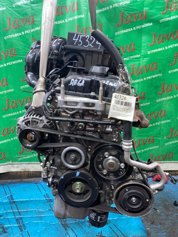 Двигатель Suzuki Spacia MK32S R06A 2014 (б/у) ПРОБЕГ-22000КМ. 2WD. +КОМП. ПОД А/Т. СТАРТЕР В КОМПЛЕКТЕ.