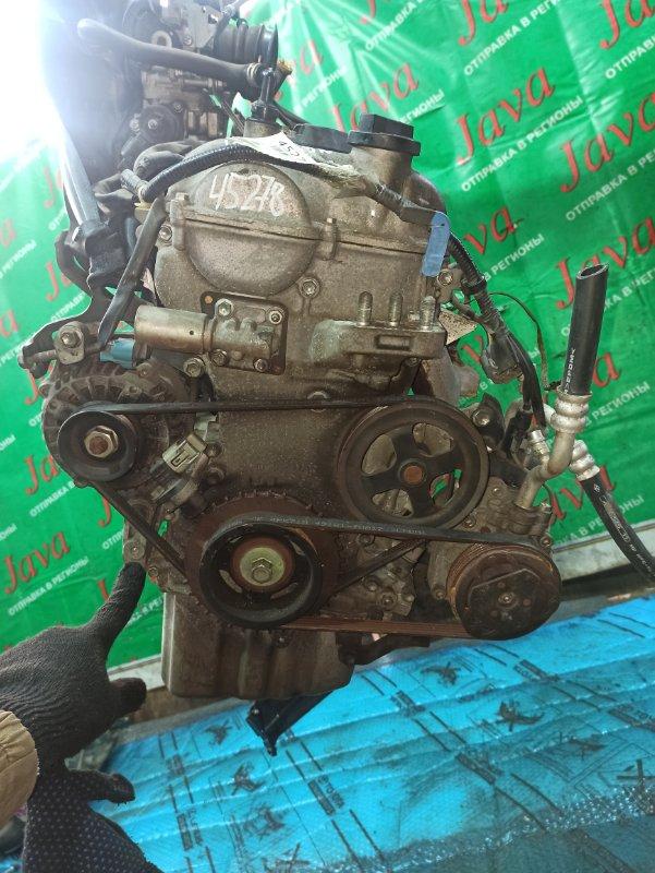 Двигатель Suzuki Wagon R MH22S K6A 2007 (б/у) ПРОБЕГ-39000КМ. 2WD. МЕХ.ЗАСЛОНКА. +КОМП. ПОД А/Т. ПРОДАЖА БЕЗ СТАРТЕРА.
