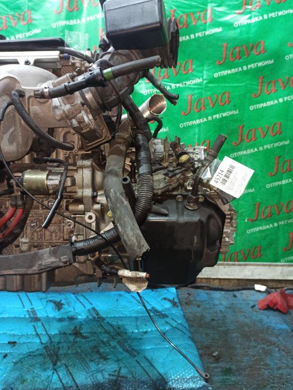 Акпп Volvo V70 SW61 B5244S 2006 (б/у) ПРОБЕГ-80000КМ. 2WD. 55-51SN. YV1SW614961577027