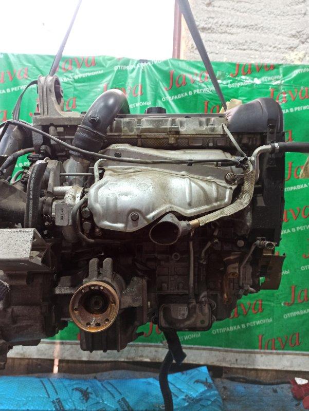Двигатель Volvo Xc70 SZ59 B5254T2 2003 (б/у) ПРОБЕГ-44000КМ. 4WD. +КОМП. ПОД А/Т. СТАРТЕР В КОМПЛЕКТЕ. YV1SZ59G741128604