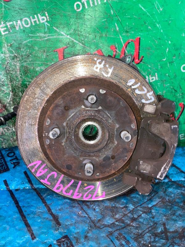 Ступица Toyota Passo KGC10 1KR-FE 2008 передняя правая (б/у) 2WD. ABS