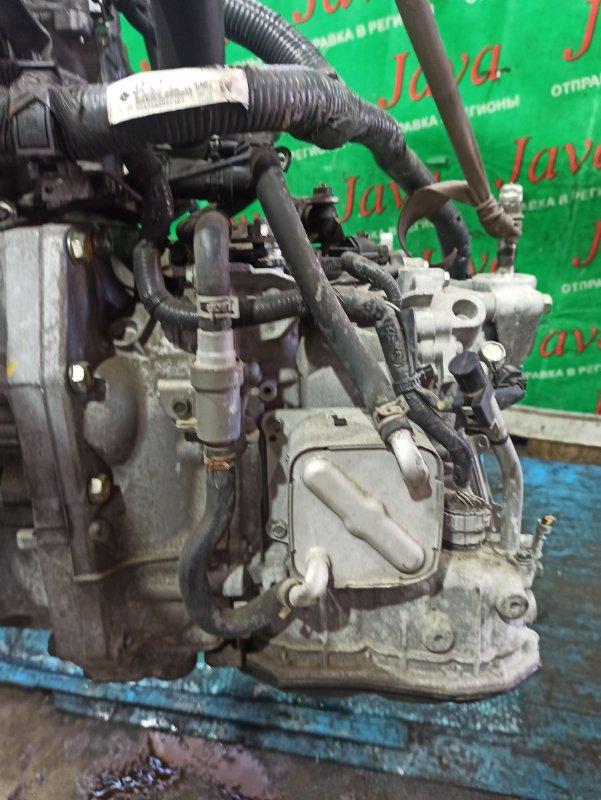 Акпп Nissan Juke YF15 HR15DE 2012 (б/у) ПРОБЕГ-44000КМ. 2WD. RE0F11A GM38. +КОМП.