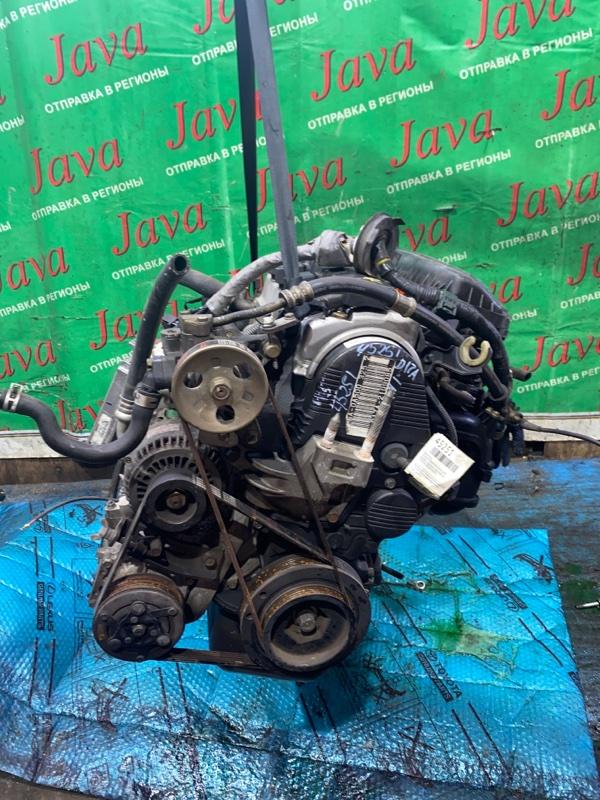 Двигатель Honda Stream RN1 D17A 2001 (б/у) ПРОБЕГ-70000КМ. 2WD. КОСА+КОМП. ПОД А/Т. СТАРТЕР В КОМПЛЕКТЕ.