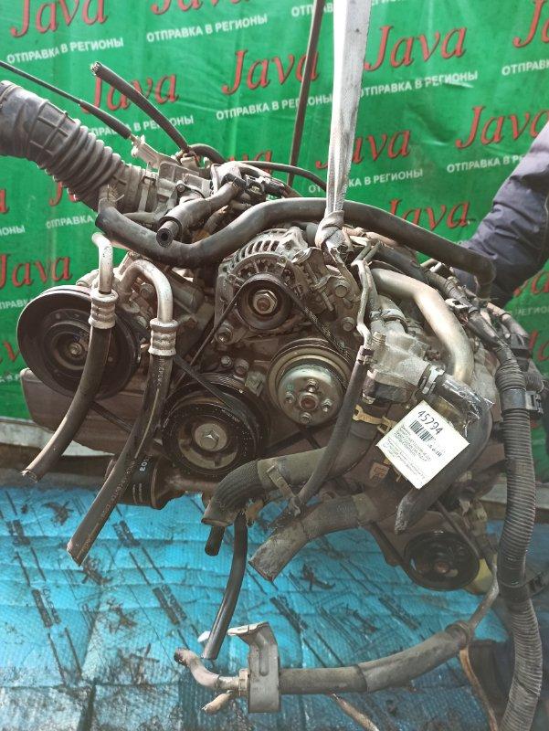 Двигатель Daihatsu Hijet S321V KF-VE 2011 (б/у) ПРОБЕГ-55000КМ. 2WD. КОСА+КОМП. МЕХ.ЗАСЛОНКА. ПОД А/Т. СТАРТЕР В КОМПЛЕКТЕ.