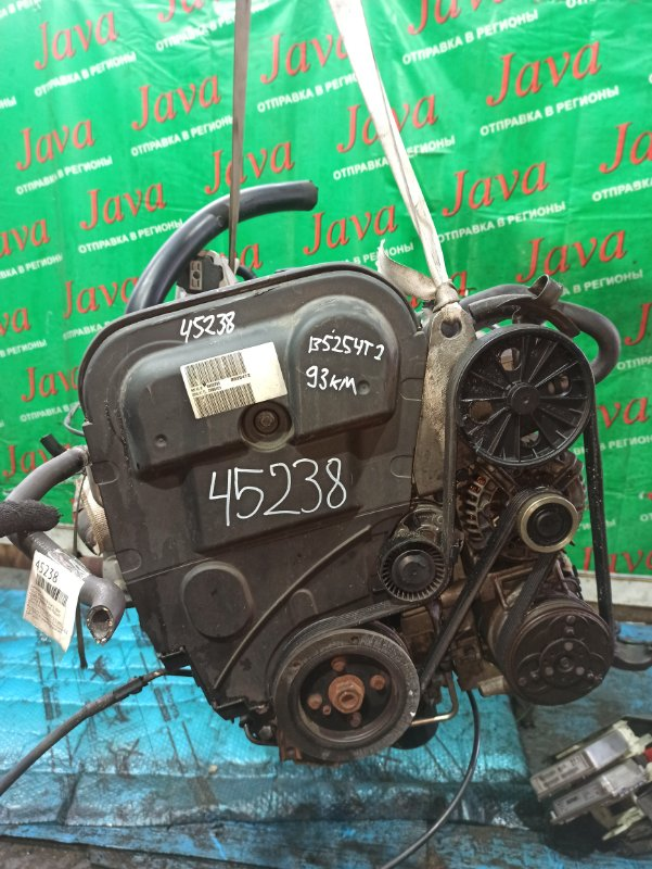 Двигатель Volvo V70 SW59 B5254T2 2004 (б/у) ПРОБЕГ-93000КМ. 4WD. +КОМП. ПОД А/Т. СТАРТЕР В КОМПЛЕКТЕ.YV1SW59G732322401. ДЕФЕКТ ШКИВА ГУР.