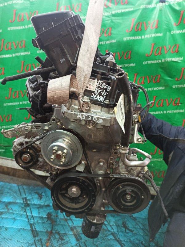 Двигатель Daihatsu Mira E:s LA300S KF-VE5 2016 (б/у) ПРОБЕГ-26000КМ. 2WD. +КОМП.  ПОД А/Т. СТАРТЕР В КОМПЛЕКТЕ.