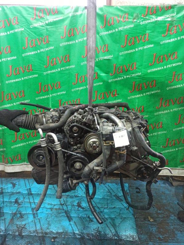 Двигатель Daihatsu Hijet S321V KF-VE 2013 (б/у) ПРОБЕГ-52000КМ. 2WD. КОСА+КОМП. МЕХ.ЗАСЛОНКА. ПОД А/Т. СТАРТЕР В КОМПЛЕКТЕ.