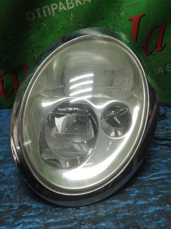 Фара Mini Cooper R50 W10B16A 2005 передняя левая (б/у) 63126911701. XENON