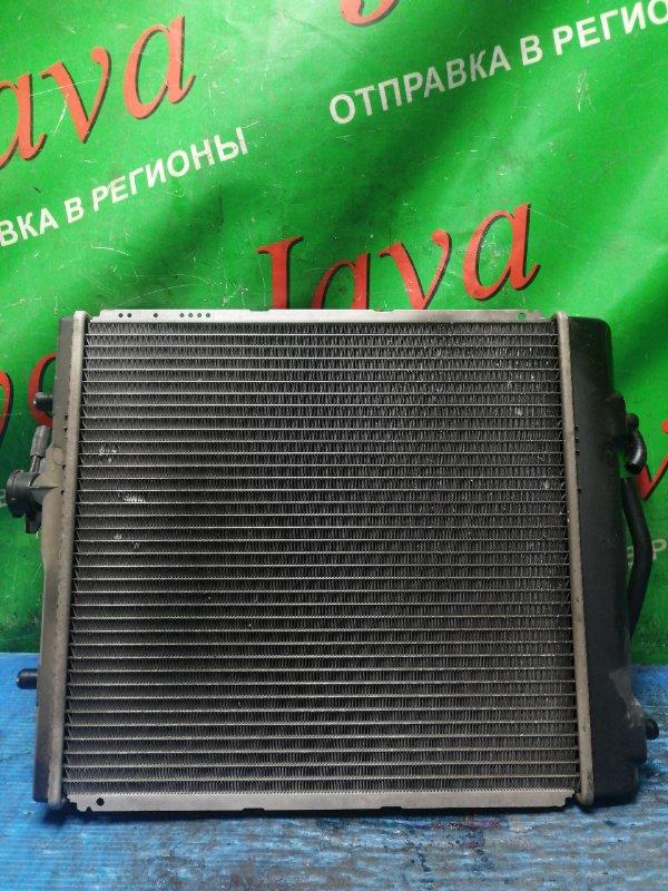 Радиатор основной Chevrolet Cruze HR52S M13A 2006 передний (б/у) A/T
