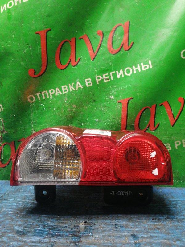 Стоп-сигнал Nissan Nv200 VM20 HR16DE 2012 задний левый (б/у) T002