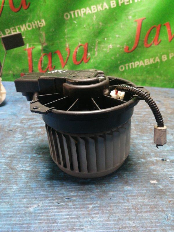 Мотор печки Honda N-Box JF1 S07A 2014 (б/у)