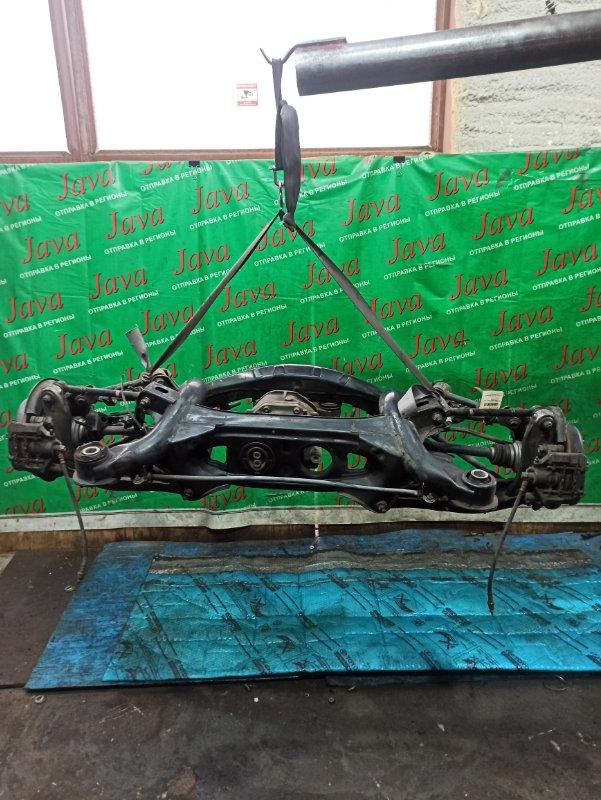 Балка Toyota Mark X GRX120 4GR-FSE 2006 задняя (б/у) 2WD. ПАРА 41:10=4.100