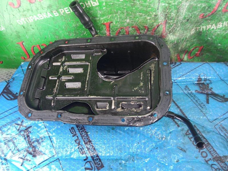 Поддон Mitsubishi Pajero Mini H58A 4A30-T 2007 (б/у) 16 КЛАПАННЫЙ. ТУРБО