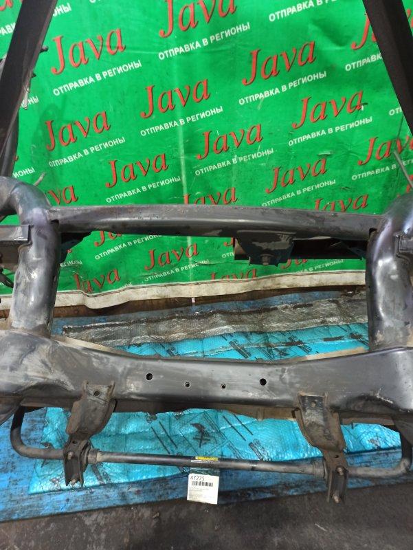 Балка Jaguar X-Type X400 AJ20 2002 задняя (б/у) В СБОРЕ. SAJKG52S42YC74634
