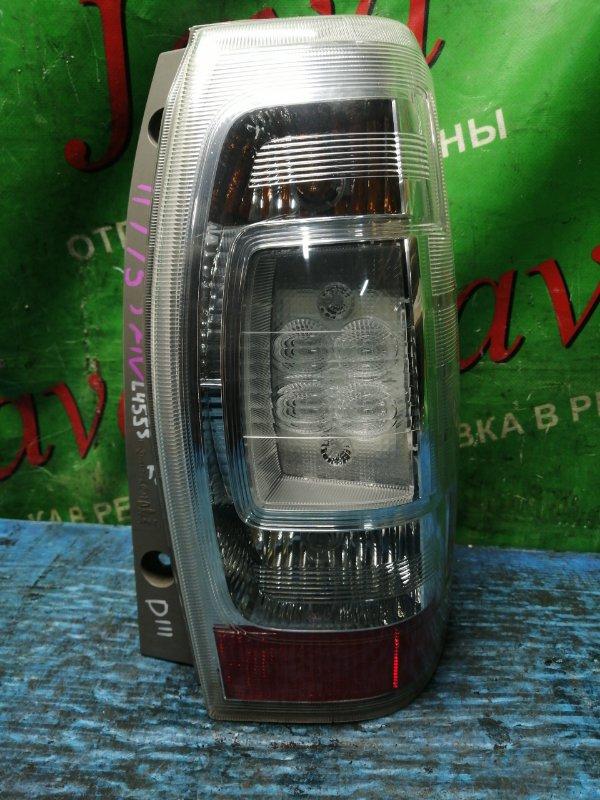 Стоп-сигнал Daihatsu Tanto Exe L455S KF-VE2 2012 задний правый (б/у) D111